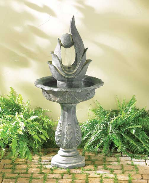 Contemporary Style Fountain