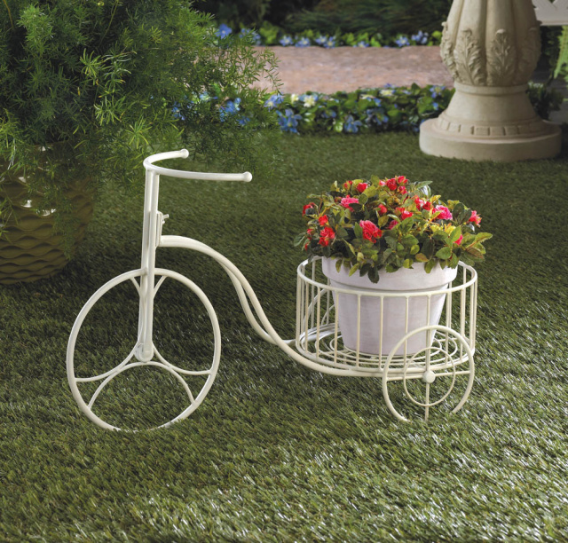 Enchanting Tricycle Planter